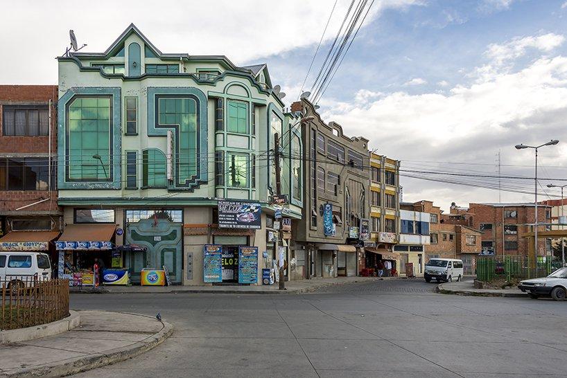 bolivian building