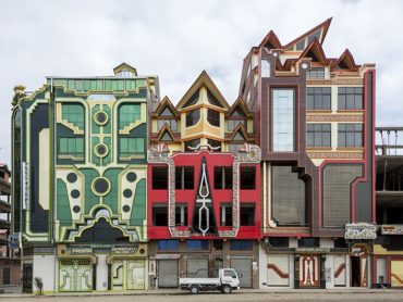 Bolivian Architecture to Dream About