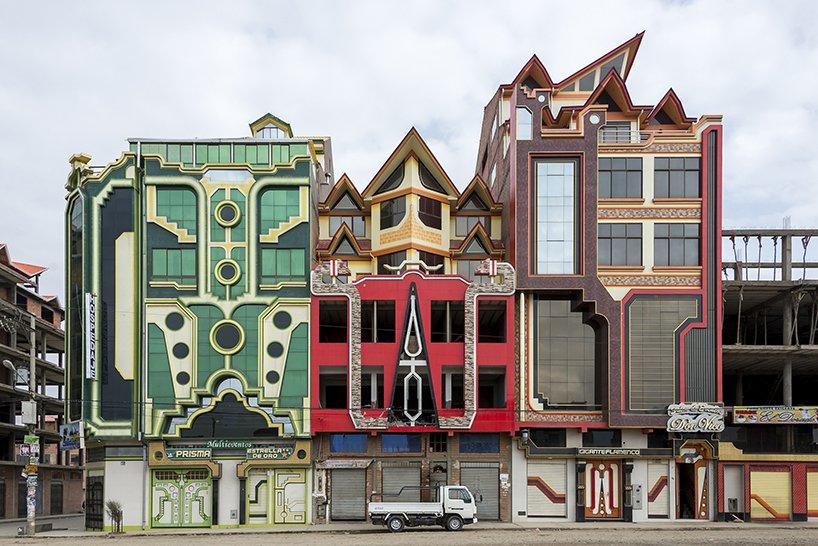 bolivian buildings