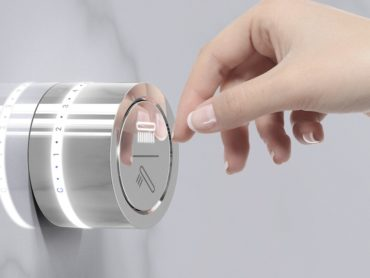 Re-imagined Shower Knob for Home