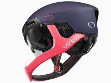 Hybrid Bike Helmet for Innovative Protection