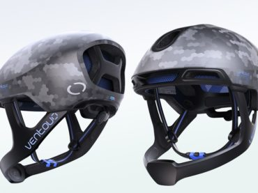 Hybrid Bike Helmet for Innovative Protection