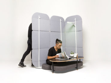 The Micro-Space Divider