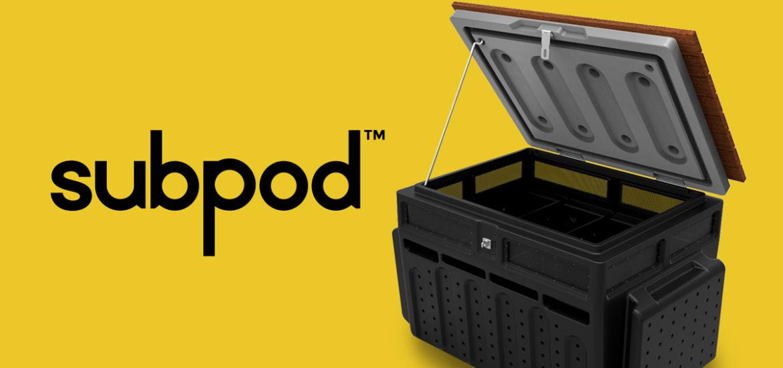 subpod composting box