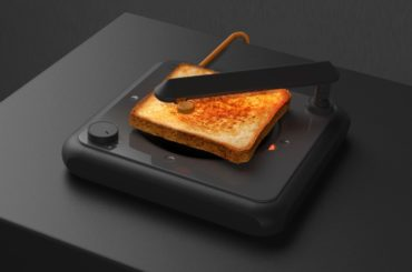 This Way of Toasting Bread will Spin your Head