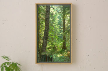 A Digital Window Frame TV for your Home