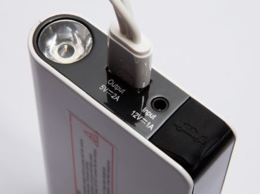 MINI PORTABLE CHARGER FOR ALL BATTERIES