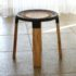This Stool Supports Craftsmen as well as the Person Sitting on it