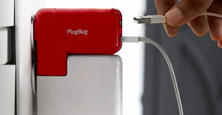 Plugin your PlugBug iPhone Charger from Apple