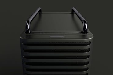 REDESIGNING THE APPLE MAC PRO WITH A TOUCH