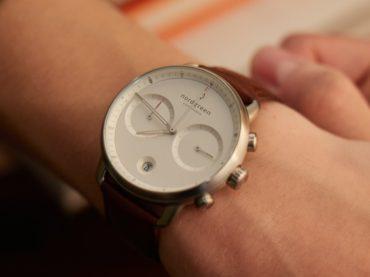 Scandinavian Sustainable Watch Design