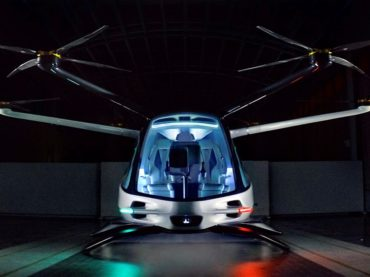 The Future of Air Taxis