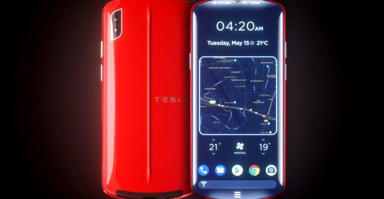 We Predict Elon Musk wants to Release New Tesla Smartphone