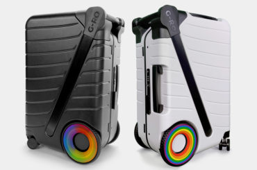 TRAVELLING BECOMES MORE FUN WITH THIS NEWLY ENGINEERED LUGGAGE DESIGN