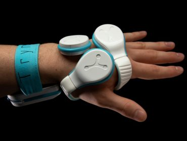 Fixing Hand Tremors with Gyroscobic Hand Stabilizer