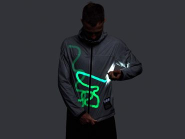 Super Solar Charged Glowing Jacket Increases