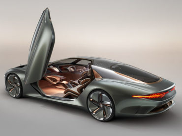 ARTIFICIAL INTELLIGENCE IN BENTLEY CONCEPT