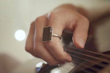 THIS SMART RING LETS YOU DO MORE WITH LESS