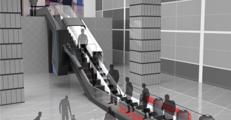 AIRPORT SECURITY CHECKPOINT AND ADAPTING TSA INTO DAILY PRODUCTS