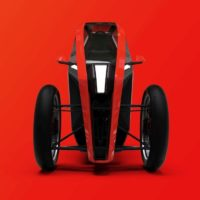 THIS TRIKE DESIGN CONCEPT IS NOT YOUR AVERAGE RIDE