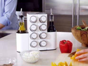 PACK AS MUCH SPICES AS YOU WANT WITH THIS AWESOME SPICE RACK