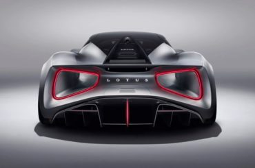 THE WORLD'S LIGHTEST, MOST POWERFUL ELECTRIC HYPERCAR, LOTUS EVIJA