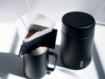 POCKET COFFEE MAKER AS THIN AS A CARD – LITERALLY