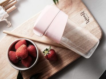 THE ULTIMATE PORTABLE BLENDER YOU CAN TAKE WITH YOU ANYWHERE