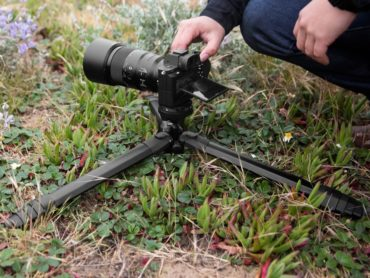 PORTABLE CARBON FIBER TRIPOD THAT IS DIVERSE AS WELL AS RUGGED