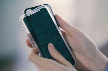 THE CASE PROTECTS PHYSICALLY AND DIGITALLY