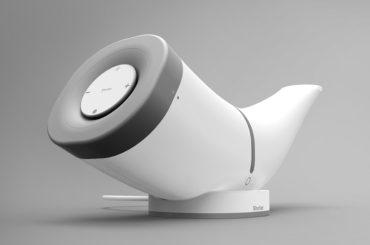 AWESOME FUTURISTIC HUMIDIFIER HORN