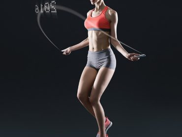 BEST JUMP ROPE THAT COUNTS FOR YOU