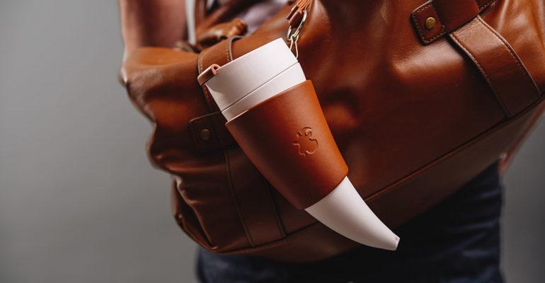 COFFEE MUG BY KALDI, THE GOAT HERDER