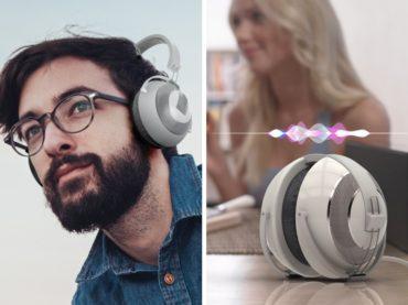 ORIGAMI INSPIRED FOLDABLE HEADPHONES