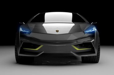 LAMBORGHINI URUS CONCEPT CAR FOR 2022