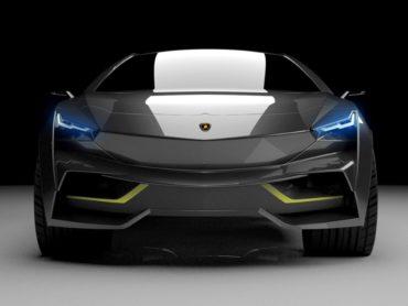 LAMBORGHINI URUS CONCEPT CAR FOR 2022