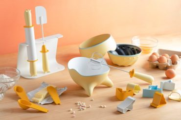 THESE KITCHEN UTENSILS MAKE COOKING AND BAKING FUN FOR KIDS