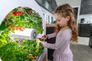 HAVE YOUR OWN SMART INDOOR GARDEN SYSTEM