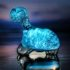 THIS DINO LIGHTS UP WITH BIOLUMINESCENCE