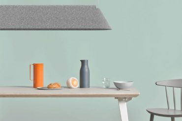 THIS LAMP COMES IN FLAT AND IS ASSEMBLED LIKE ORIGAMI