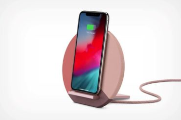 NOT ONLY WIRELESS CHARGE YOUR PHONE BUT ALSO HAVE AN ART PIECE ON YOUR DESKTOP