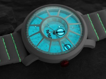 THIS WATCH BRINGS SPACE WALKING AND NASA'S APOLLO 11 TO YOUR WRIST