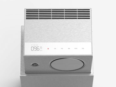 AIR PURIFIER TOP THAT POPS UP