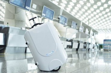 SEGWAY LUGGAGE MAKES A TRAVEL SUITCASE