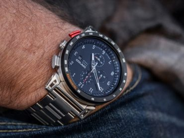 THE WATCH THAT IS MODULAR