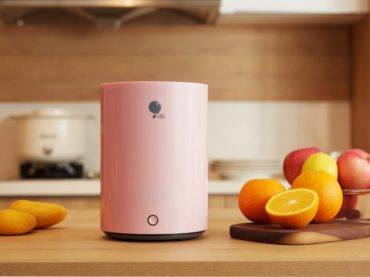 THIS IS A WASHING MACHINE FOR YOUR FRUIT