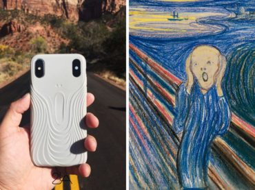 THE IPHONE SCREAM CASE