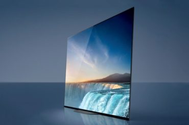 SUPER THIN DISPLAY WITH SONY BRAVIA AG9