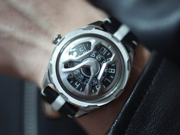 SPACE THEMED WATCHES ARE TRENDING