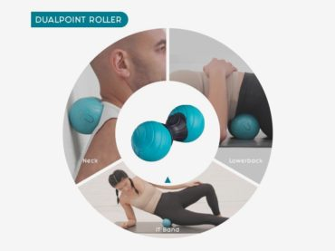 MASSAGE BALL IS NEXT GENERATION THERAPY